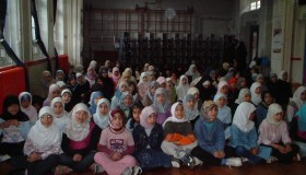 Noor Reading Club in An-Noor School (2004)
