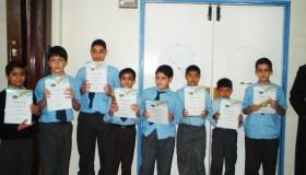 Noor Reading Club in al-Sadiq and al-Zahra Schools (2004)