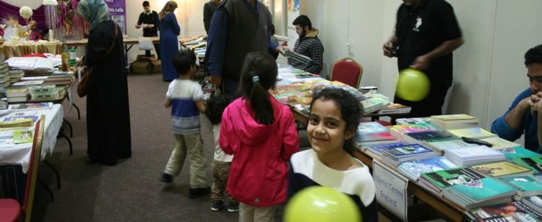 Noor Trust Chairty Book Fair (2014)
