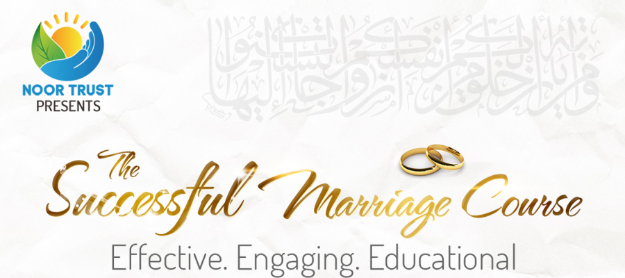 The Successful Marriage Course 2016